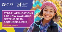 Visit GoCPS to Apply to High School!!!